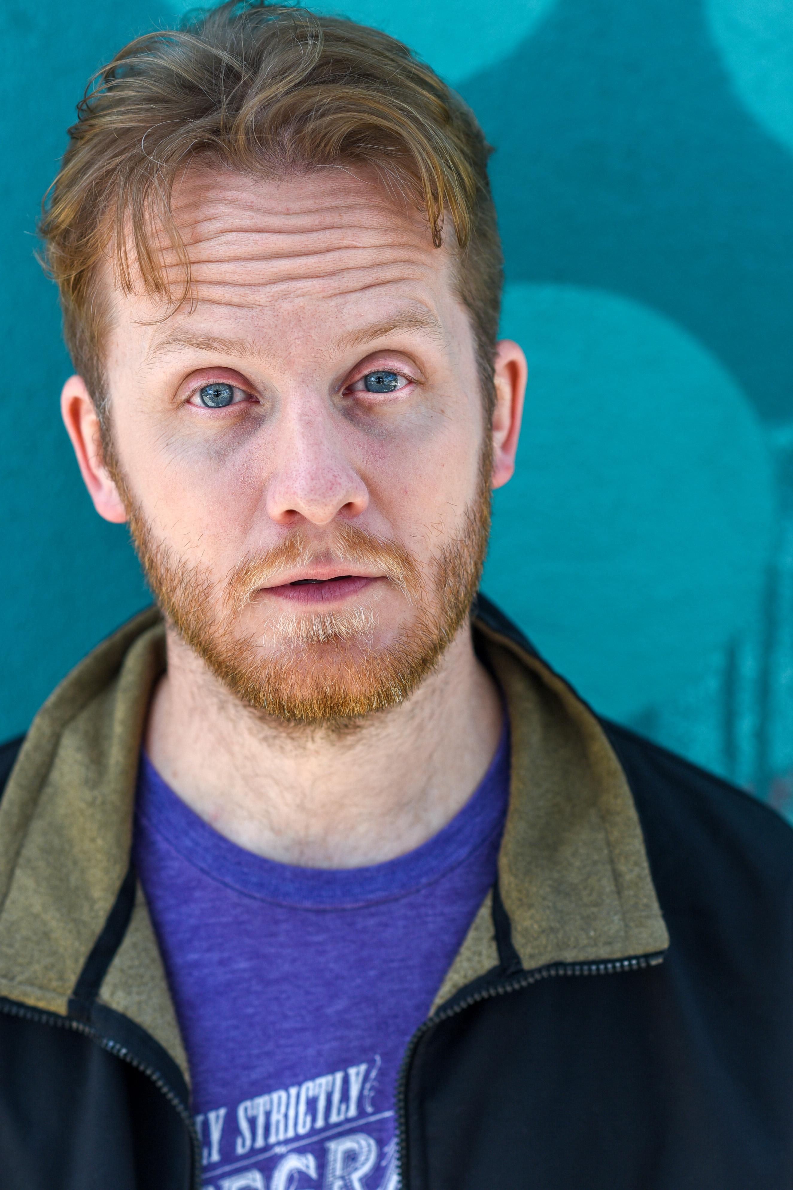 Ryan Kolbe_Camping Hiking Actor